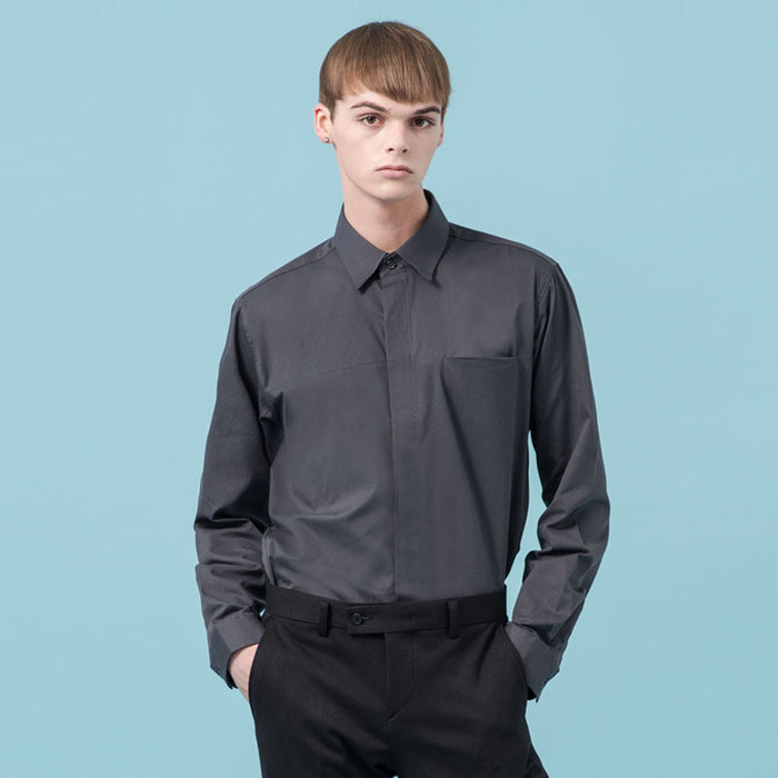 VOID POCKET SHIRTS(CH)