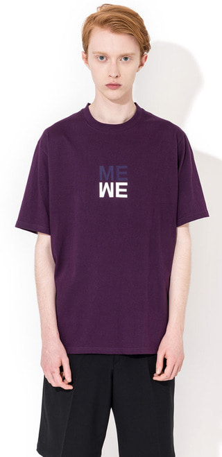 WE ME T-SHIRTS(PP)